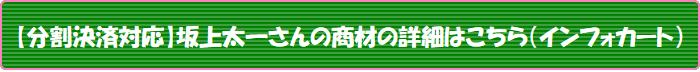 【分割決済対応】坂上太一さんの商材の詳細はこちら(インフォカート)